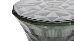 Stone прозрачный серый
