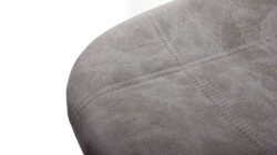 Eames DSW leather серый