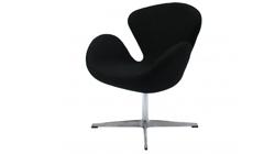 Кресло SWAN CHAIR чёрный
