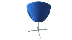 Кресло «SWAN CHAIR» синий