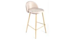 Барный стул Vivian латте